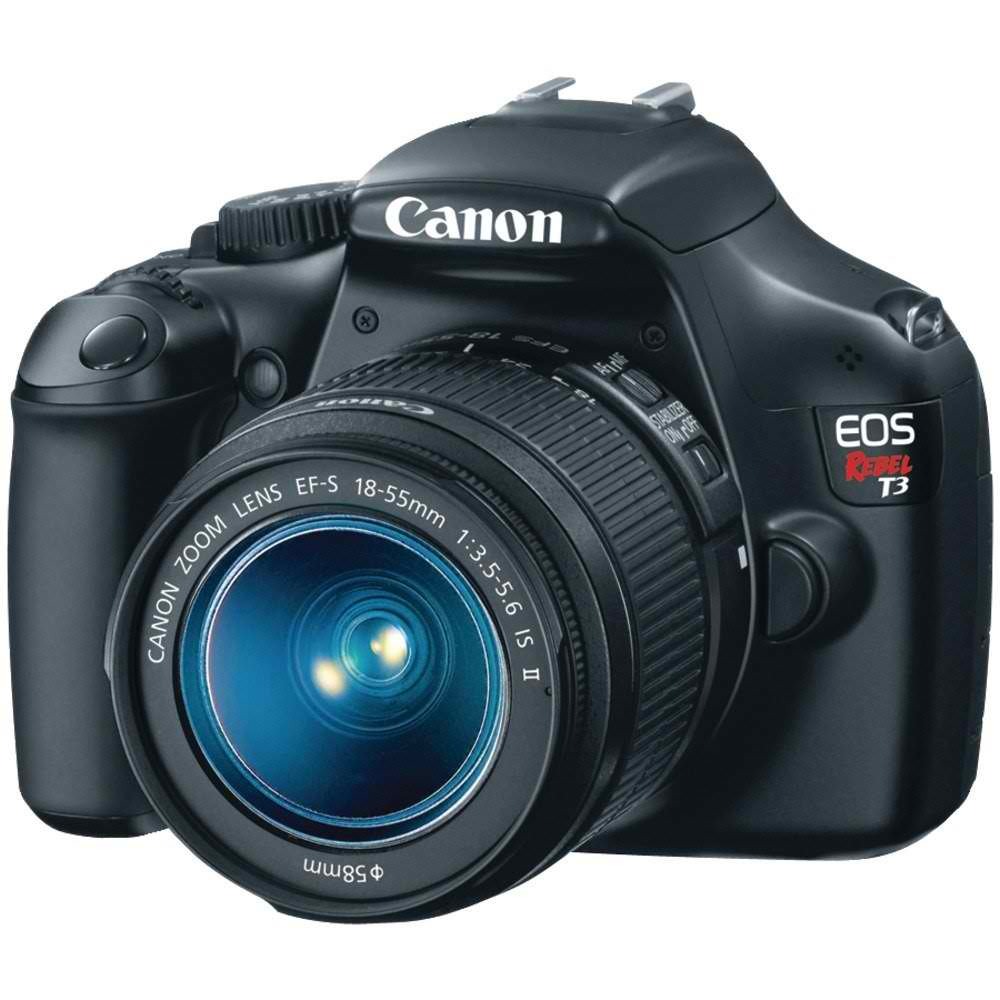 Canon EOS Rebel T3 EOS 1100D Digital SLR Review