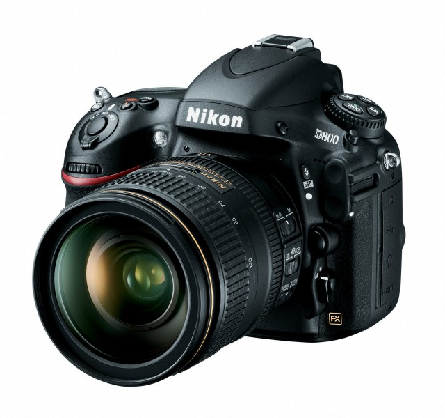nikon d800 digital camera review