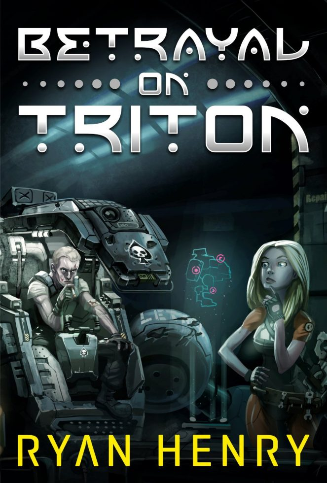 Betrayal on Tryton eBook Review