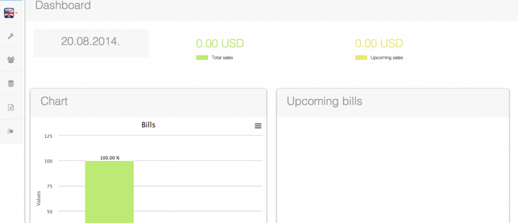 IntroBills Dashboard