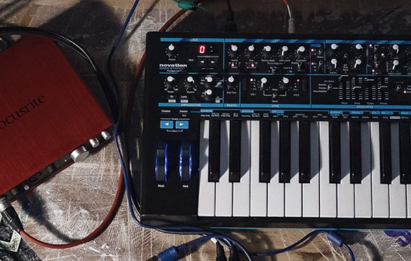 Novation giveaway