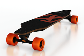 electric skateboard featured