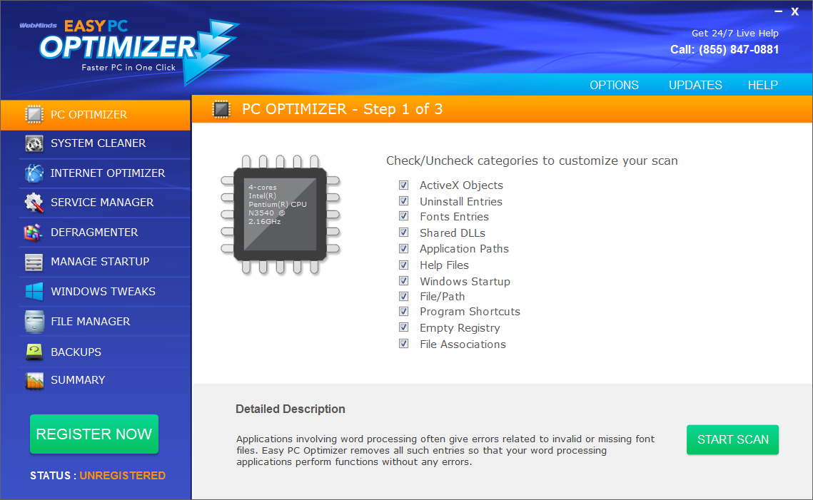 Easy PC Optimizer review